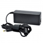 Designer's Replacement Power Supply AC Adapter w/ Power Plug for Samsung Laptops - Black