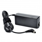 Designer's Replacement Power Supply AC Adapter w/ Power Plug for Sony Laptops - Black