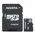 ADATA Micro SD / TF Memory Card w/ SD Adapter - 8GB (Class 10)