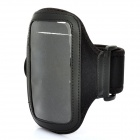 General Use Trendy Outdoor Sports Armband - Black