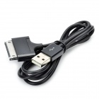 USB Data & Charging Cable for Lenovo Pad K1 / S1 - Black (103cm-Length)