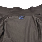 Topsky Outdoor Quick Dry Detachable Long Sleeves Shirt - Coffee (Size-XXL)