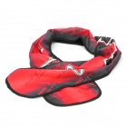 NBA Miami Heat Logo Scarf - Red + Black