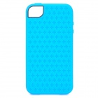 Stylish Protective TPU Case for Iphone 4 / 4S - Blue