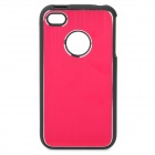 Protective Back Case for iPhone 4 / 4S - Red