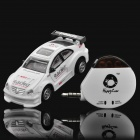 Android Remote Control 4-CH Racing Car Model - White