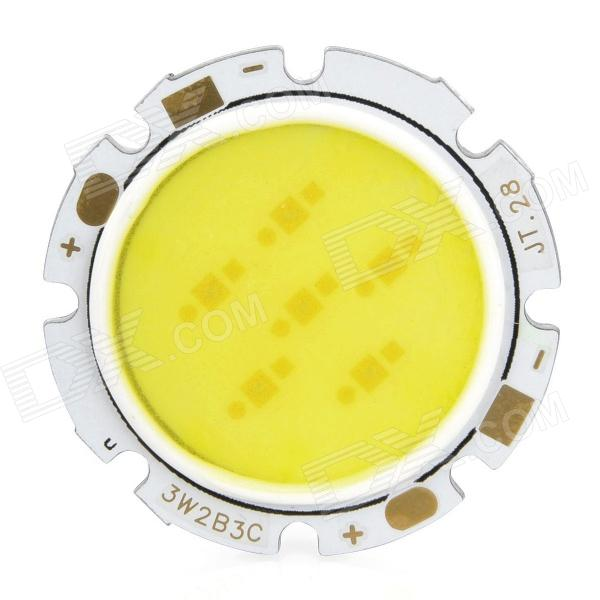 3W 6500K 280LM Round COB LED Module (DC 9~11V) ceramic coffee cup