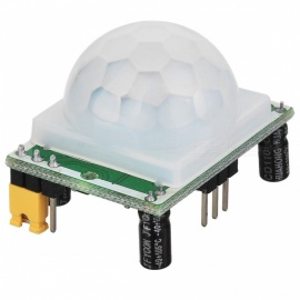 IR Infrared Motion Detection Sensor Module - Green (DC 5V~20V)