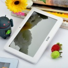 "ICOO D50W 7"" Capacitive Android 4.0 Tablet w/ WiFi / External 3G / G-Sensor - White (1.5GHz / 8GB)"