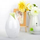 Bud Style Ultrasonic Anion Aroma Diffuser Air Refresher Humidifier - Yellow