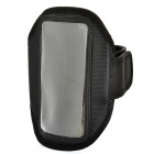 Trendy Outdoor Sports Arm Band for Samsung Galaxy S3 / i9300 - Black