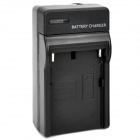 Car / AC QM91D Battery Charger for Sony NP-FM30 / NP-FM50 + More - Black