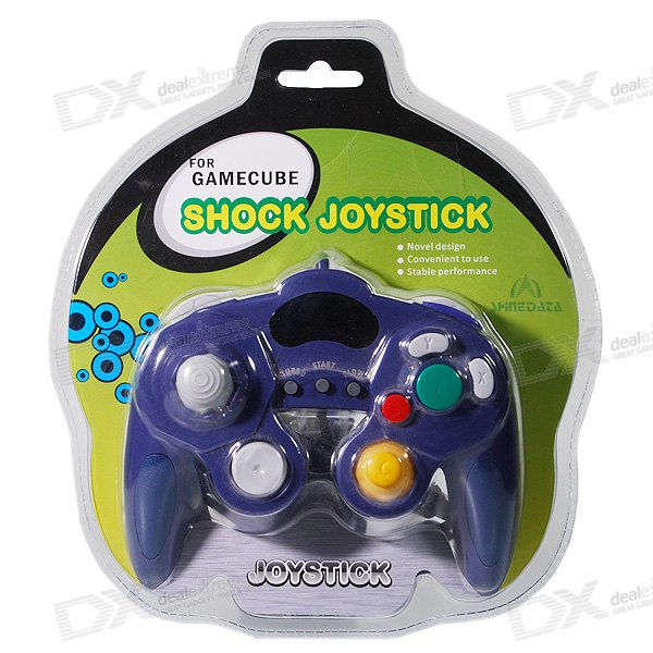 GameCube/NGC Game Controller Compatible with Wii