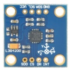 Arduino 3-Axis Digital Gyroscope Sensor Module - Blue
