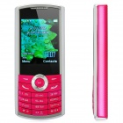 "HOTWAV E2232 GSM Bar Phone w/ 2.1"" Screen, Quad-Band, FM and Dual-SIM - Rosy"