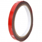 PET Double Sided Adhesive Tape - Red (3M)