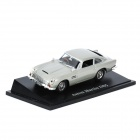 Classic British Sports Car Aston Martin DB5 1.43 Display Modell - Grau + Schwarz