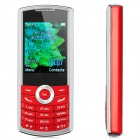 "HOTWAV E2232 GSM Bar Phone w/ 2.1"" Screen, Quad-Band, FM and Dual-SIM - Red"