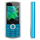 "HOTWAV E2232 GSM Bar Phone w/ 2.1"" Screen, Quad-Band, FM and Dual-SIM - Blue"