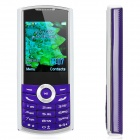 "HOTWAV E2232 GSM Bar Phone w/ 2.1"" Screen, Quad-Band, FM and Dual-SIM - Purple"