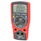 "UNI-T UT50B 2.5"" LCD Digital Multimeter - Red + Grey (1 x 9V)"