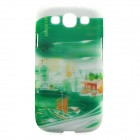 BASEUS Utopia Series Protective TPU Back Case w/ Screen Protector for Samsung i9300 - Auckland