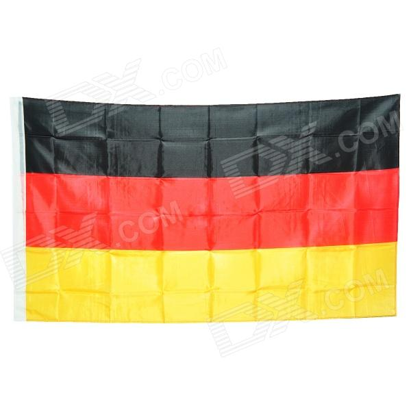 Germany National Flag - Black + Red + Yellow (150 x 90cm)