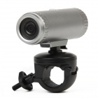 RD60 5.0MP HD Outdoor Sports Waterproof Mini DV - Grey