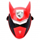 Stylish Special Police Mask for Children - Red + Black