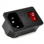 Electrical Power Control On/Off Rocker Switches with Indicator Light / Fuse Base