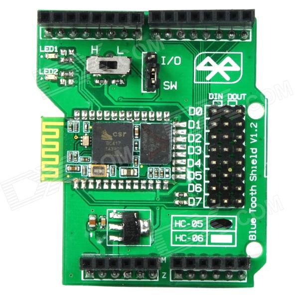 EF tooth Expansion Board for Arduino (Works with Official Arduino Boards) joystick shield v1 2 expansion board for arduino works with official arduino boards