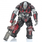 "7"" Gears of War 2 Action Figure Display Toy Doll - Boomer"