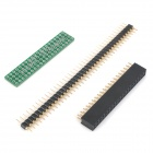 Breadboard Adapter Kit for Arduino (Works with Official Arduino Boards / 3-Piece Pack)