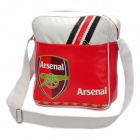 Arsenal FC Logo-Muster PU-Leder One-Shoulder-Bag - Red