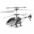 A-Control Android OS Controlled 3-CH Infrarot R / C Hubschrauber w / Gyro - Silber + Schwarz
