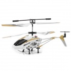 iPhone/iPod Touch/iPad/Android Controlled 3.5-CH Infrared R/C Helicopter w/ Gyro - White + Black