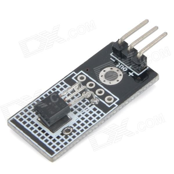 DIY LM35D Analog Temperature Sensor Module for Arduino (Works with Official Arduino Boards) les gobelins les gobelins покрывало на кровать fleurs hollandais 130х220 см