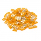 12V 5A Car Power Fuses - Orange (Size M / 100-Piece Pack)