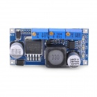 LED Power Driver Constant Voltage / Current Adjustable Module - Blue + Black