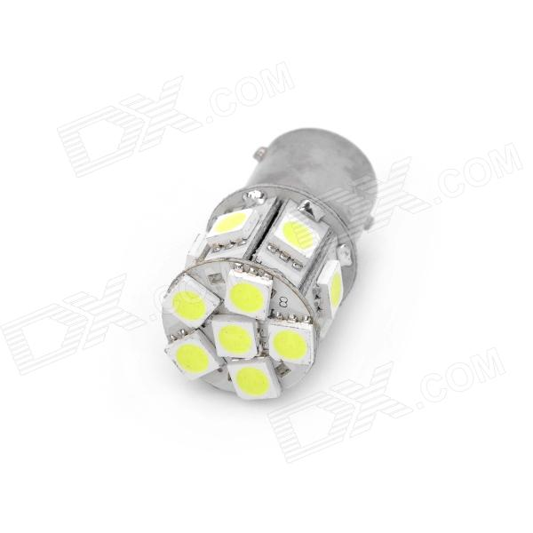 1156-13SMD-A 3.9W 234lm 13-LED White Light Car Brake / Signal / Indicator Bulb - White