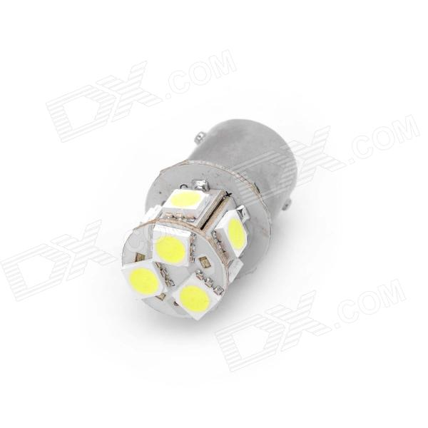 1156-8SMD 2.4W 145lm 8-LED White Light Car Bulb