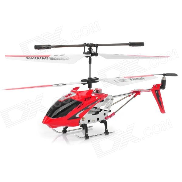 Iphone/Ipad/Android Controlled 3.5-CH Infrared R/C Helicopter w/ Gyro - Red + White + Black воблер yo zuri duel f1038 pcl hardcore minnow 50f bass