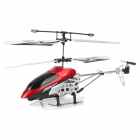 iPhone/Android Controlled 3-CH R/C Helicopter w/ 300KP Video Camera / Gyro / TF - Red + Silver