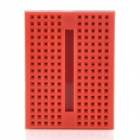 SYB-170 Mini Breadboard for DIY Project - Red