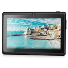 "7 ""kapazitiven Touchscreen Android Tablet 4,0 W / Kamera / G-Sensor / WiFi - Schwarz (A13 1.2GHz / 4GB)"