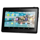 "7"" Capacitive Touch Screen Android 4.0 Tablet w/ Camera / G-Sensor / WiFi - Black (A13 1.2GHz / 4GB)"