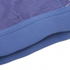 Men's Soft Bamboo Charcoal Fiber Anion Energy Brief Underwear - Sapphire Blue(Size-M)