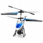 Rechargeable 3.5-CH Water Spray Jet R/C Helicopter w/ IR Controller & Gyroscope - Blue + Black