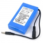 YSD-12680 Rechargeable High Capacity 6800mAh Li-on Battery - Blue