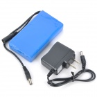 N-12680 Rechargeable High Capacity 6800mAh Li-ion Battery - Blue